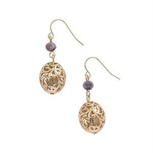 Picture of Felicity Gold  Earrings